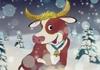 Коллектив ООО «ТрансДорфСПб» поздравляет всех с наступающими праздниками - Новым Годом  и Рождеством!